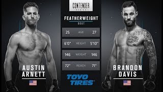 Download FREE FIGHT | Davis Wins Incredible Fight | DWTNCS Week 4 Contract Winner Video