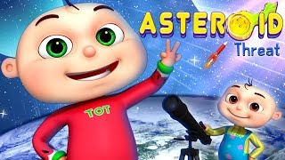 Download Zool Babies Series - Asteroid Threat | Cartoon Animation For Children | Videogyan Kids Shows Video