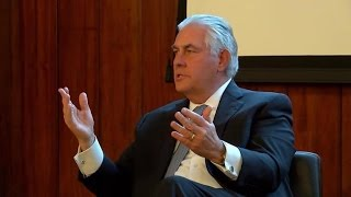 Download Trump chooses oil executive Rex Tillerson as secretary of state Video