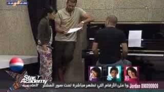 Download رمضان ورحمة مع ميشال فاضل عم يتدربوا على اغنية بلعكس -1 Video