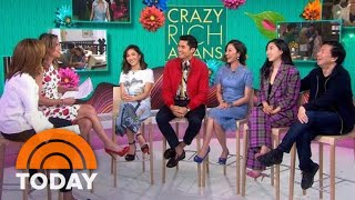 Download 'Crazy Rich Asians' Cast On The Film's Impact On Representation In Hollywood | TODAY Video