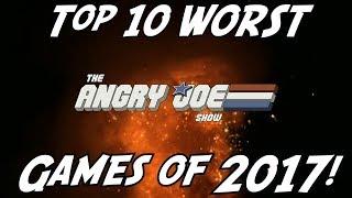 Download Top 10 Worst Games of 2017! Video