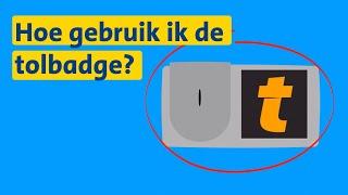 Download Hoe gebruik ik de tolbadge? | ANWB Vakantievoorbereiding Video