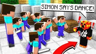 Download PRESTONPLAYZ VS NOOBS! Minecraft Simon Says Murder Mystery Video