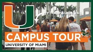 Download University of Miami Campus Tour | Coral Gables, FL // Travel Vlogs Video