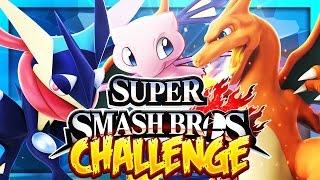 Download ULTIMATE POKEMON SMASH BROS CHALLENGE!! Video