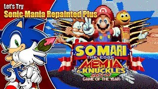 Download THIS IS MEME-TASTIC! Let's Try Sonic Mania Repainted Plus Video