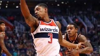 Download Bradley Beal 34 Points Coming off Career High Game! Wizards vs Suns 2017-18 Season Video