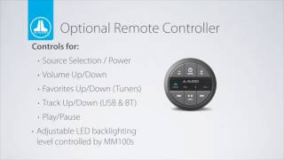 Download JL AUDIO MediaMaster MM100s Feature Video