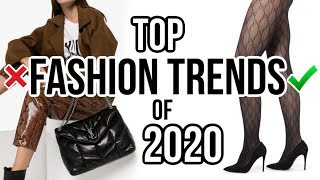 Download Top 10 WEARABLE Fashion Trends of 2020! Video