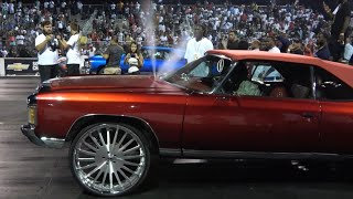 Download Veltboy314 - 🎬📽Donk Racing🚦🏁- Street Beast 2 Car Show & Grudge Race - Palm Beach, Florida Video
