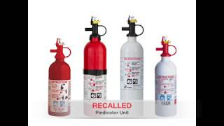 Download Kidde Fire Extinguisher Recall 2017 Guide for US and Canada Video