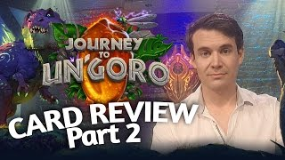 Download (Hearthstone) Journey To Un'Goro: Card Review Part 2 Video
