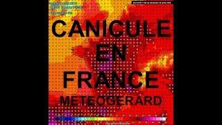 Download ALERTE CANICULE EN FRANCE MOIS D'AOÛT 2018 EXPLICATIONS PAR GERARD TEXIER DE METEOGERARD Video