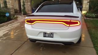 Download 2015 Dodge Charger with custom interior Video