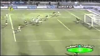 Download ملخص مباراة الزمالك والاهلي 3-1 موسم 2003 بتعليق ميمي الشربيني Video