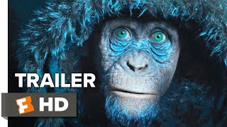 Download War for the Planet of the Apes Trailer (2017) | 'Meeting Bad Ape' | Movieclips Trailers Video