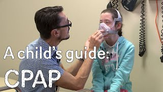 Download A child's guide to hospital - CPAP Video