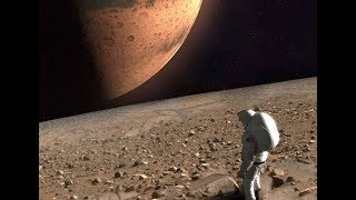 Download Standing on Martian Moons Phobos and Deimos Video