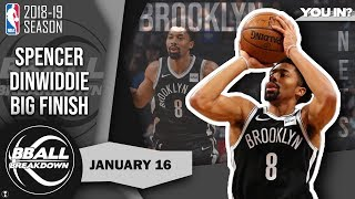 Download The CRAZIEST Finish To An NBA Game This Year: Nets vs Rockets Video