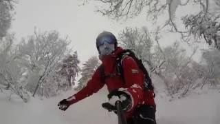 Download Snowboarding Hokkaido Japan. PowderQuest Video
