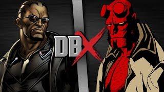 Download Blade vs Hellboy | DBX Video