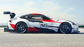 Download 2018 Toyota Supra (GR Concept) Video