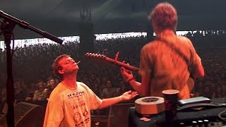 Download Mac DeMarco lets fan Thijs play guitar on 'Freaking Out The Neighbourhood' at Lowlands 2017 Video