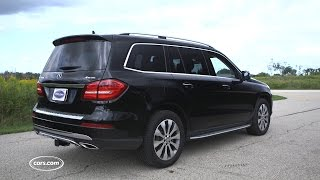 Download 2017 Mercedes-Benz GLS450 Review Video
