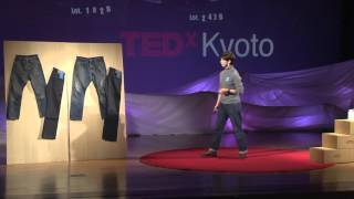 Download Honoring the stories of community through denim | Kasumi Ogawa | TEDxKyoto Video