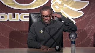 Download Coach Taggart Monday Presser Ahead of Stanford Matchup Video