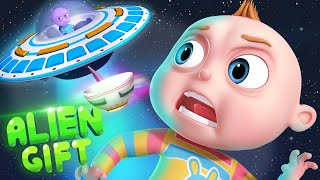 Download TooToo Boy - Alien Gift | Cartoon Animation For Children |Funny Comedy Series | Videogyan Kids Shows Video