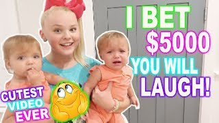 Download BABYSITTING THE WORLD'S CUTEST BABIES! - WITH TAYTUM AND OAKLEY! Video