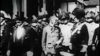 Download Emperor Francis Joseph of Austria Greeted by His People Video