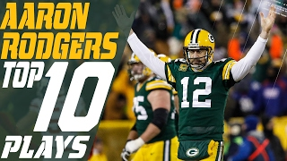 Download Aaron Rodger's Top 10 Plays of the 2016 Season | Green Bay Packers | NFL Highlights Video