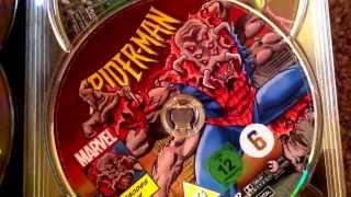Download Spider-man The Complete Animated Series (1994) DVD Unboxing Video