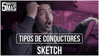 Download Tipos de Conductores | Sketch Video