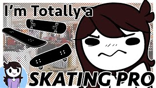 Download I'm Totally a Skating Pro Video