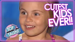 Download CUTEST KIDS EVER On Got Talent & Idols | Top Talents Video