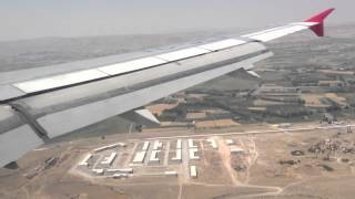 Download Turkish Airlines landing in Kayseri Video