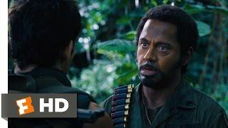 Download Tropic Thunder (5/10) Movie CLIP - Never Go Full Retard (2008) HD Video