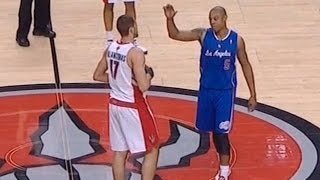 Download Caron Butler Tricks Jonas Valanciunas Video