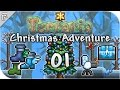 Download Terraria 1.3.4 | The Christmas Adventure Begins! | Christmas Playthrough [Episode 1] Video