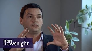 Download Thomas Piketty on Capitalism, Corbyn and why Zuckerberg is getting it wrong - BBC Newsnight Video
