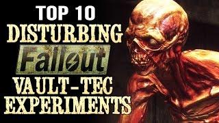 Download Top 10 Disturbing Fallout Vault-Tec Experiments Video