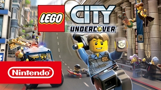 Download LEGO CITY Undercover - Trailer (Nintendo Switch) Video