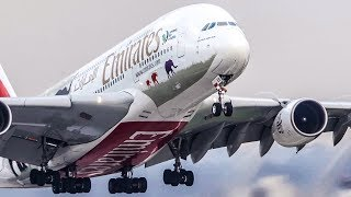 Download AIRBUS A380 DEPARTURE + BOEING 747 LANDING - Which planes shall I feature next? ASKCargo 012# Video