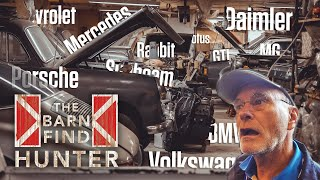 Download Best barn find ever? 45 sports cars hidden in Virginia | Barn Find Hunter - Ep. 70 Video