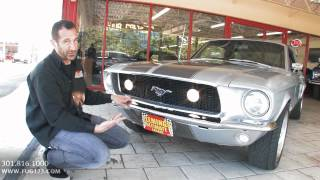 Download 1967 Ford Mustang Pro Touring Coupe for sale with test drive, walk through video Video