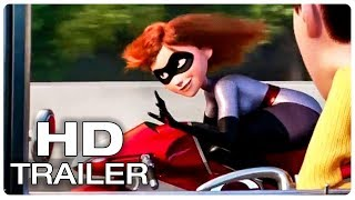 Download Incredibles 2 Trailer 2 Extended (2018) Superhero Movie HD Video